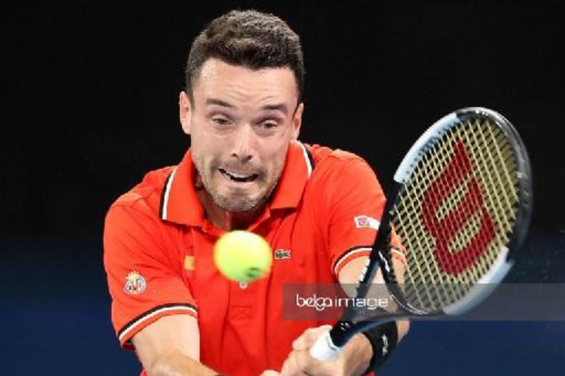 ATP Doha - Nikoloz Basilashvili s'offre un 4e titre ATP