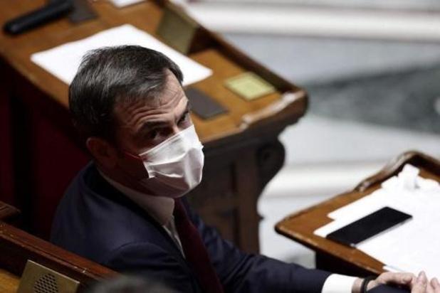 """Le pic épidémique """"pourrait être atteint d'ici 7 à 10 jours"""" en France"""