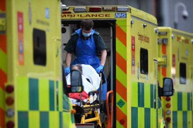 Volle ziekenhuizen in Londen: patiënten worden mogelijk naar hotels overgebracht