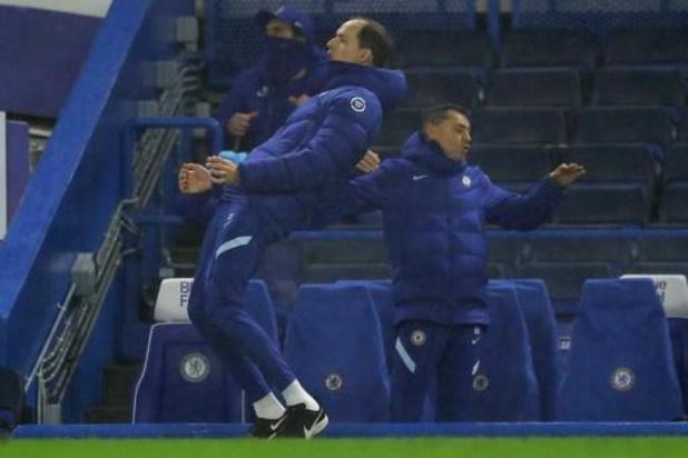 Belgen in het buitenland - Tuchel kan in debuutmatch met Chelsea niet winnen van Wolverhampton en Dendoncker