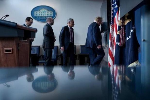 Belarus: Washington sanctionne huit haut responsables dont le ministre de l'Intérieur