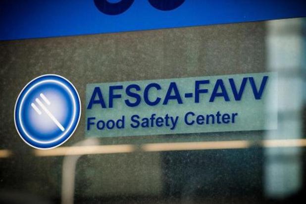 La Belgique envoie un attaché sanitaire de l'Afsca en Chine