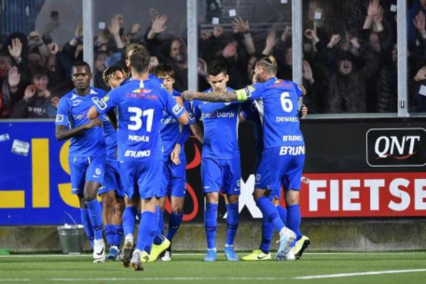 Jupiler Pro League - Tumultueuze Limburgse derby wordt in slotfase gestaakt bij 3-3 tussenstand