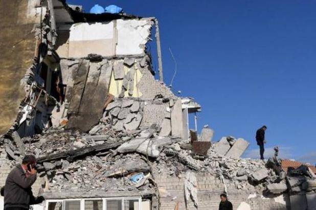 Dodental na aardbeving in Albanië loopt op tot zes, honderden gewonden
