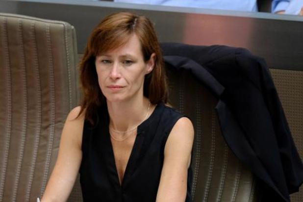 Sp.a en PS zijn niet één partij, zegt Freya Van den Bossche