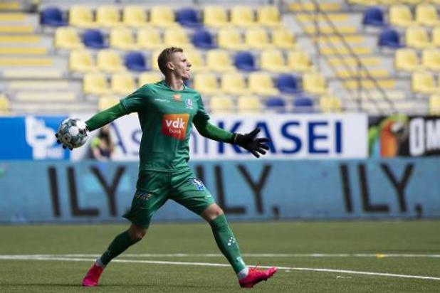 Thomas Kaminski verlaat AA Gent voor Blackburn Rovers