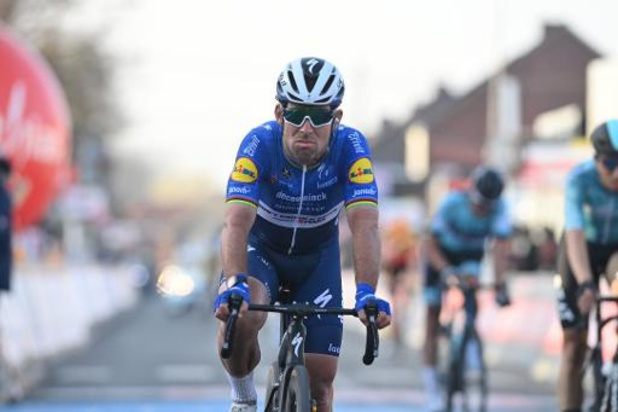 """Cavendish moest zege aan Merlier laten: """"Tim was vandaag echt wel zeer sterk"""""""