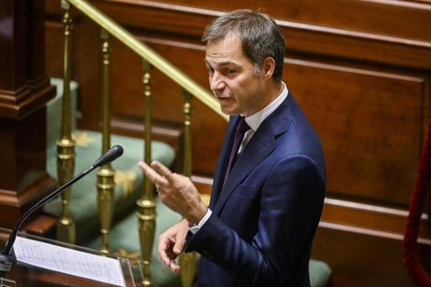 Federale begroting: Kernkabinet bereikt dan toch finaal akkoord