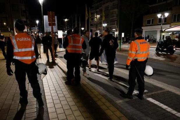 Politie tevreden met duidelijk wettelijk kader rond aanpak lockdownfeesten