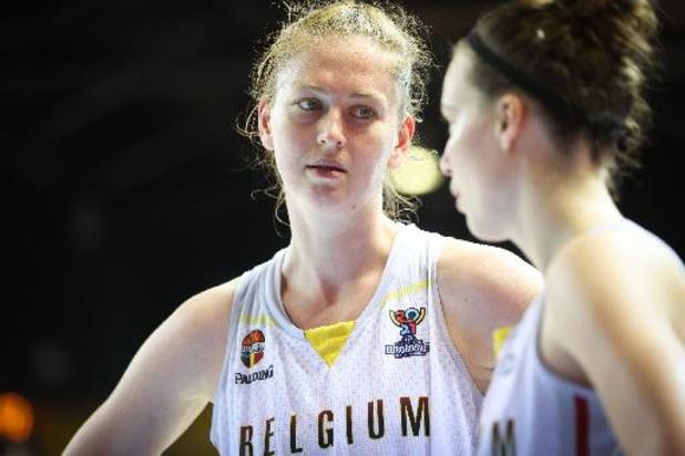 EK basket (v) - Belgian Cats moeten straks nog vol aan de bak in laatste groepswedstrijd tegen Turkije
