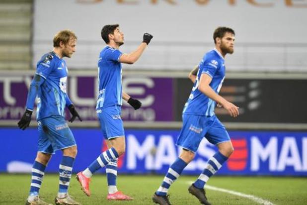 Jupiler Pro League - AA Gent laat Moeskroen kansloos in ruime 4-0 zege