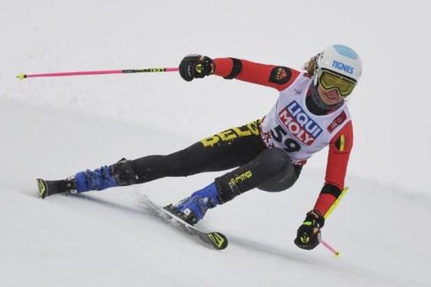 Kim Vanreusel 55e du slalom de Flachau