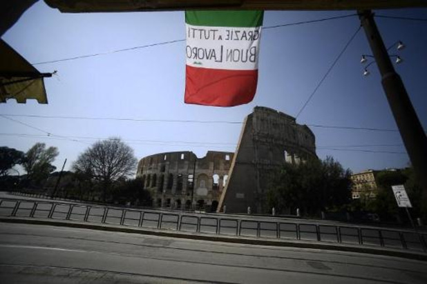 Lockdown in Italië verlengd tot 3 mei