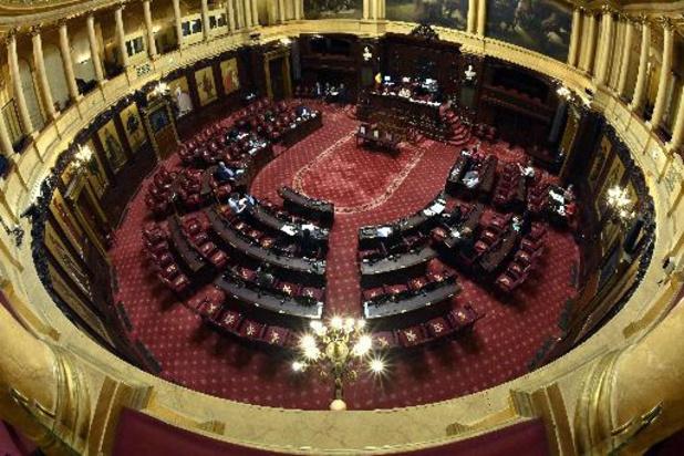 Senaat herdenkt einde Tweede Wereldoorlog ook dit jaar virtueel