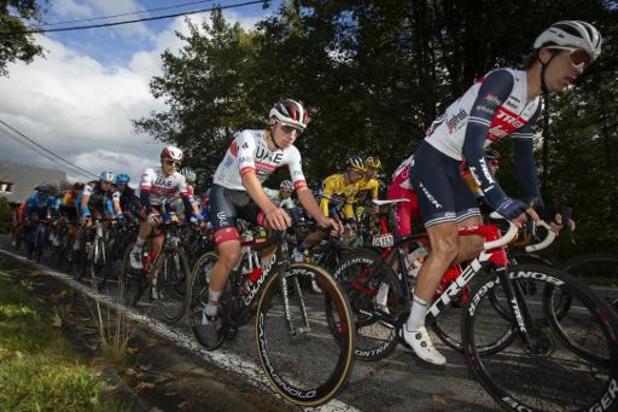 Le Tour de Valence reporté à une date ultérieure