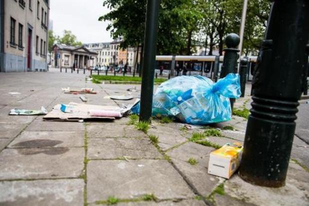 Aantal klachten over sluikstorten in Brussel meer dan verdubbeld