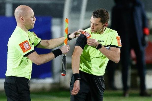 Jupiler Pro League - Regels rond handspel veranderen: onbewust contact zelden nog strafschop of fout