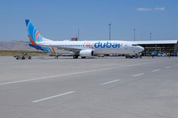 Eerste lijnvlucht tussen Dubai en Israël