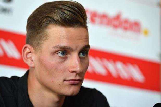 """""""Ik ben ook benieuwd"""", zegt Mathieu van der Poel voor rentree in cross"""