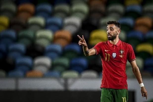 Euro 2020 - Répétition générale réussie pour le tenant du titre, le Portugal, face à Israël