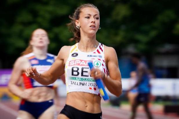 ISTAF Berlijn - Rani Rosius finisht zevende bij haar seizoensafsluiter
