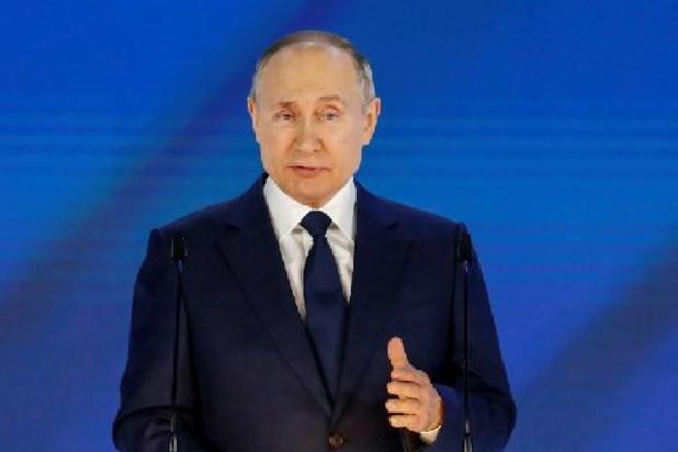 Poutine déclare 10 jours fériés en mai pour lutter contre le Covid-19