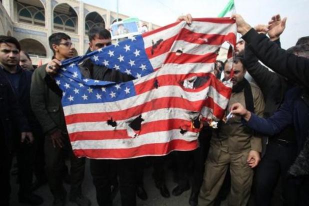 """Iran zal dood Soleimani wreken """"op gepaste plaats en moment"""""""