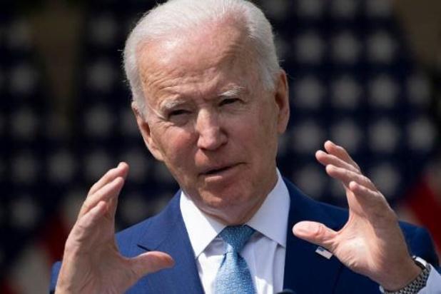 Virage social dans le projet du premier budget de l'administration Biden