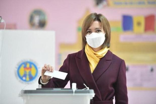Presidentsverkiezing Moldavië - Pro-Europese kandidaat op kop na telling van 95 procent van de stemmen