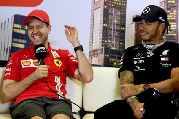 """""""Sebastian Vettel verlaat Ferrari eind dit jaar"""""""