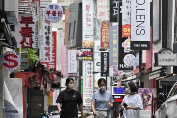 Zuid-Korea verstrengt coronamaatregelen in en rond Seoel