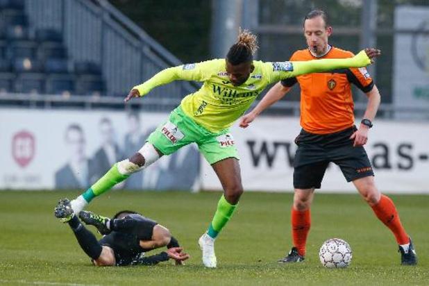 Aristote Nkaka (Anderlecht) file à Waasland-Beveren en prêt