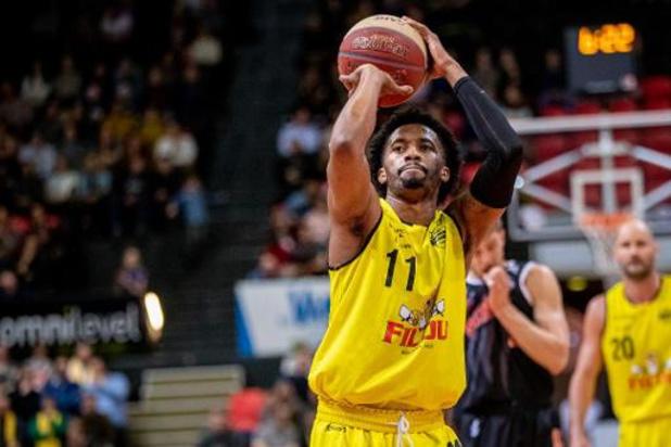 Euromillions Basket League - Oostende, Limburg en Antwerp laten geen steek vallen