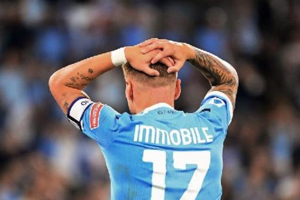 Ligue des Nations - L'Italie sans Ciro Immobile, blessé