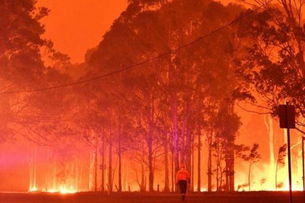 Planeet gaat ondanks pandemie naar opwarming van 3°C