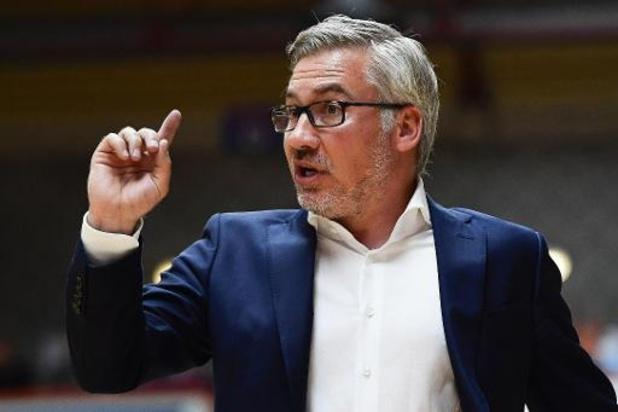 Coach Crevecoeur verlaat na dit seizoen Brussels