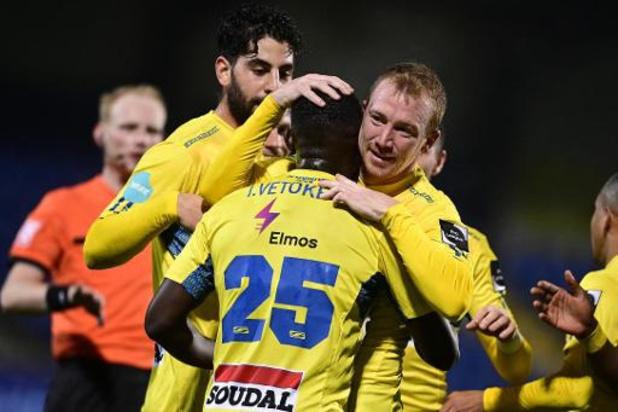 1B Pro League - Westerlo wint inhaalwedstrijd tegen RWDM
