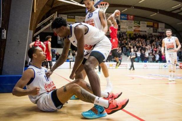 Euromillions Basket League - Mechelen smeert Oostende vierde nederlaag aan