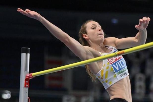 """Noor Vidts en course pour une médaille au pentathlon : """"je ne m'y attendais pas"""""""