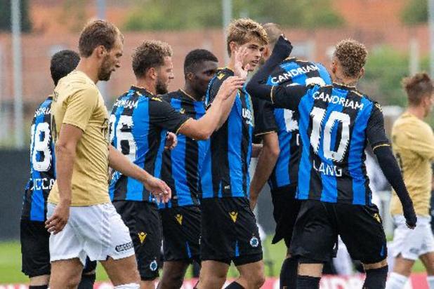 Club Brugge en Genk spelen voor 41e Supercup