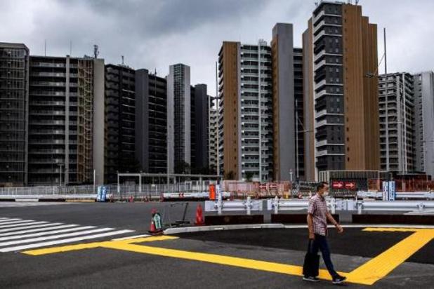 Organisatie OS 2020 overweegt coronakliniek te installeren in olympisch dorp