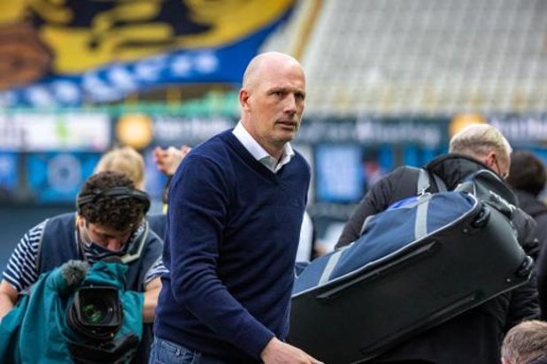 Des joueurs et l'entraîneur de Bruges à l'amende pour la fête avec les supporters