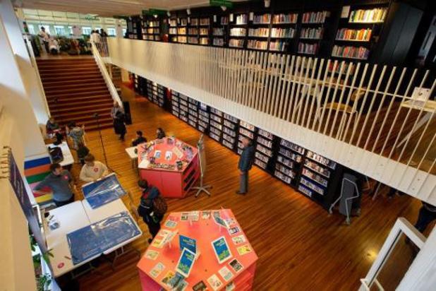 Bibliotheek Muntpunt houdt drie dagen lang boekenverkoop