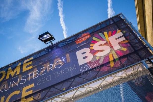 Le Brussels Summer Festival annule son édition 2021