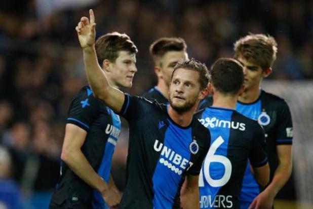 Jupiler Pro League - Rits redt Club in extremis van puntenverlies tegen Waasland-Beveren