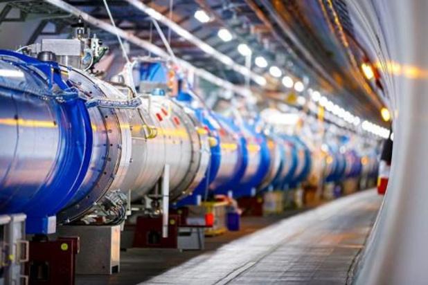Le CERN se rapproche de l'acquisition d'un plus grand accélérateur de particules