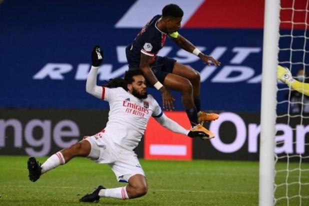 Belgen in het buitenland - Zege en assist voor Doku (Rennes), Denayer en Lyon spelen gelijk tegen Brest