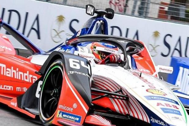 La nouvelle saison de Formule E débute avec D'Ambrosio en habitué et Vandoorne pour lancer Mercedes