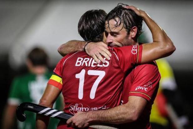 Red Lions openen met draw tegen Australië en winnen shoot-outs