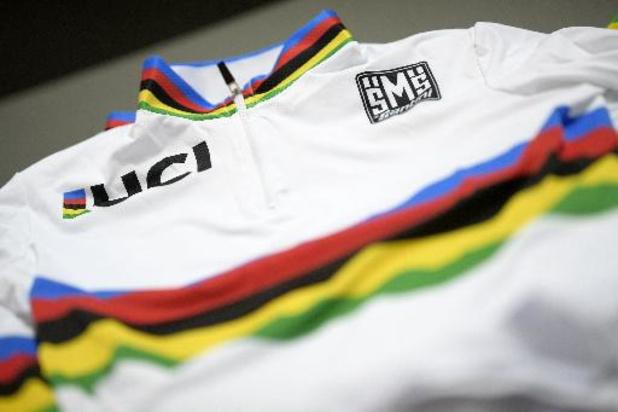 Les Mondiaux de cyclisme de retour en Belgique, les Belges peuvent rêver du maillot arc-en-ciel